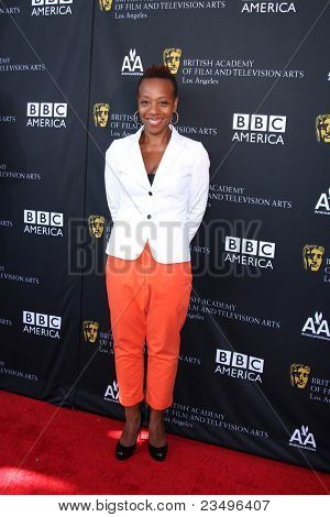 LOS ANGELES - SEP 17:  Marianne Jean-Baptiste arrives at the 9th Annual BAFTA Los Angeles TV Tea Party. at L'Ermitage Beverly Hills Hotel on September 17, 2011 in Beverly Hills, CA