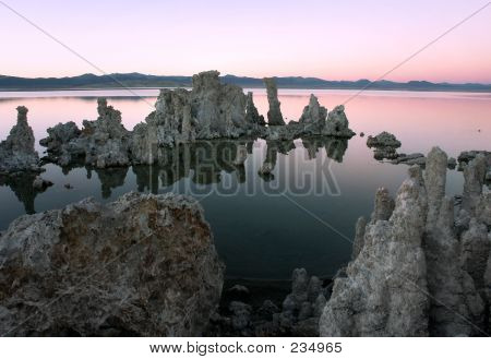 Mono Lake Twilight