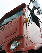 Old Red Cabover poster
