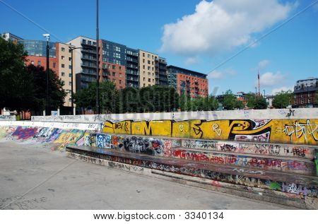 Graffiti In The City