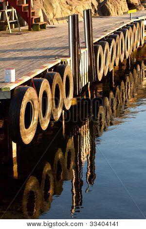 Boat Morring