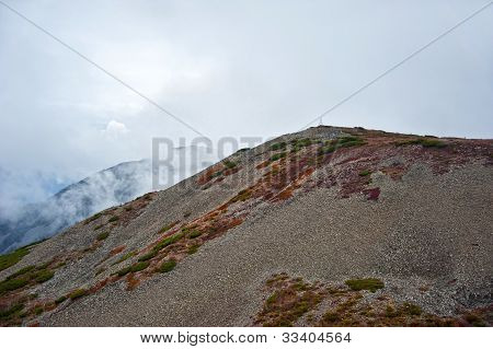 rocky top of the mountain Lisaya