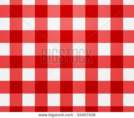 Mantel rojo textura
