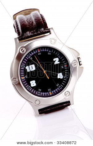 Classic Analog Men's Wrist Watch