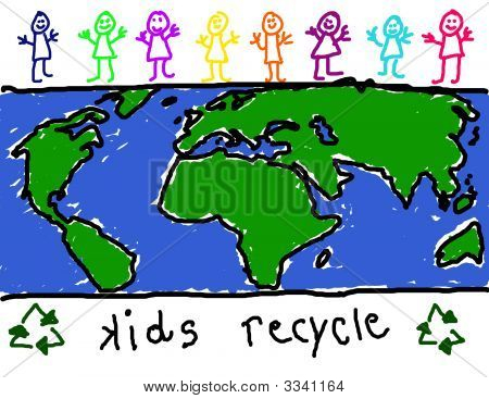 Kids For Recycling