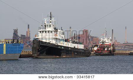 Industrial Dockside