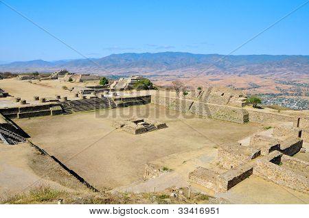 Ruínas da pirâmide 3, México