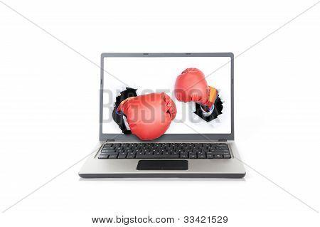 Concorrência de negócios online