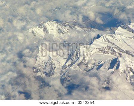 Famous Mountains Eiger, MöNch & Jungfrau
