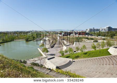 A biopark in Valencia.