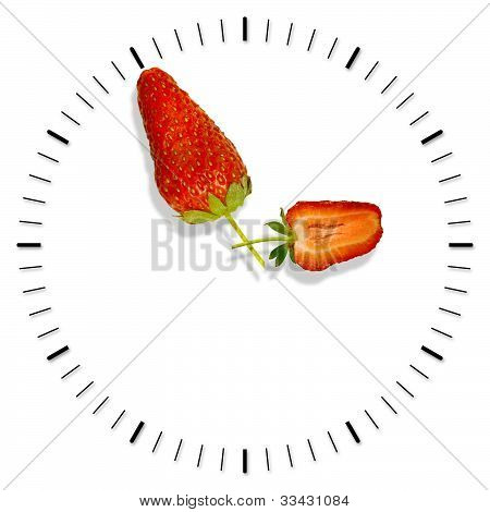 Time Strawberries