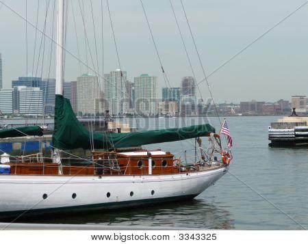 A Nice Sail Boat
