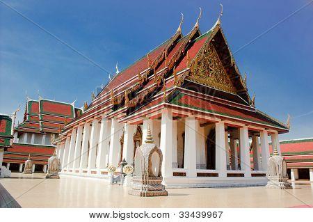 Wat Sra Gate, Thailand