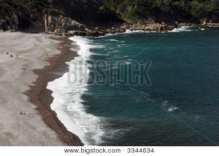 Praia do Mediterrâneo
