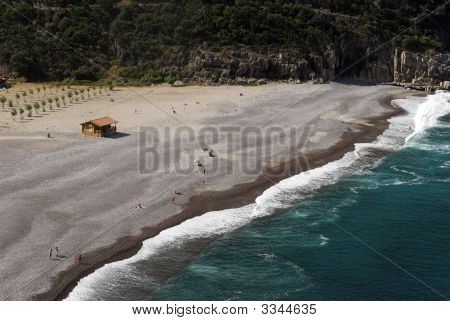Corsican Beach