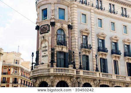 Bank von Spanien