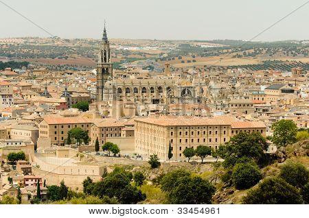 Toledo, Castile-La Mancha, Spain