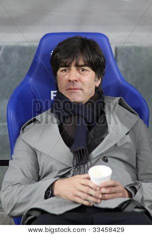 Germany National Team Head Coach Joachim Low