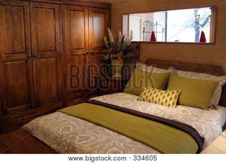 Home Interiors - dormitorio