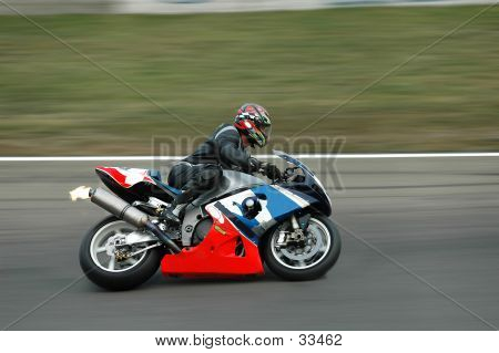 Fast Racing Bike