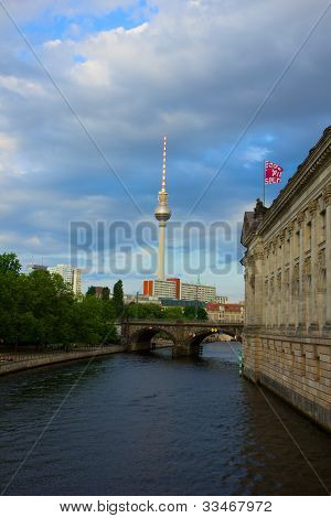 Museum island, Berlin, Germany