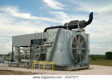 Compresor de gas