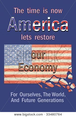 Restore The Economy, For Everyone