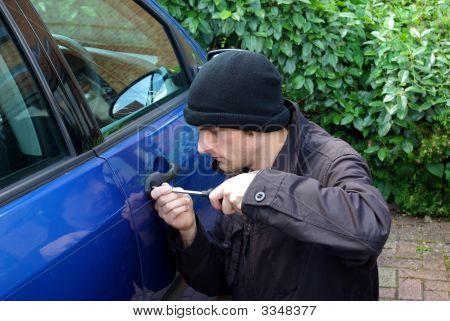 Ladrão de carro