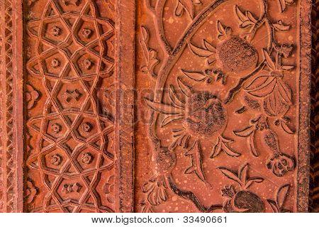 Decoration In Fatehpur Sikri, India