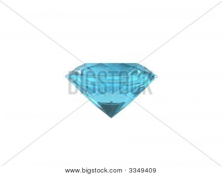 Blue Topaz Front View