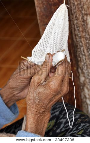 Adult Hand Asia Craft Crochet