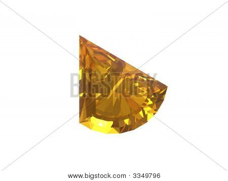 Citrine. Trillon One From The Most Form.