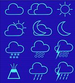 Weather Icons 1 poster