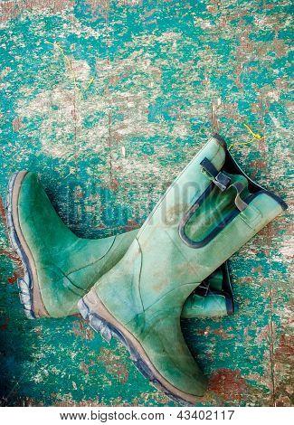 Fisherman Boots