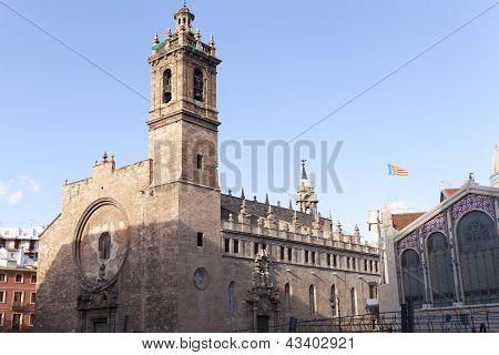 Parish Santos Juanes