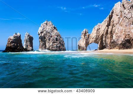 Cabo san Lucas the arch