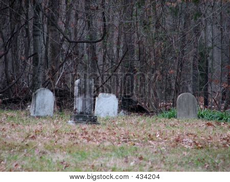 Ghostly Graveyard