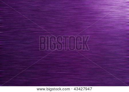 Brushed Metal Violet