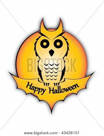 Holyday Holloween Owl