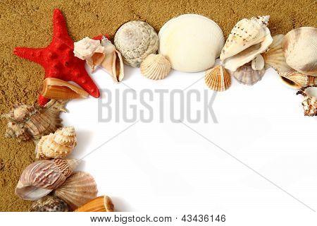 Quadro de areia muito bonito