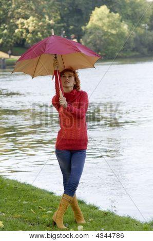 Closing Umbrella