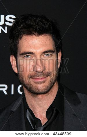 "LOS ANGELES - MAR 18:  Dylan McDermott arrives at ""Olympus Has Fallen"" Los Angeles Premiere at the ArcLight Hollywood Theaters on March 18, 2013 in Los Angeles, CA"