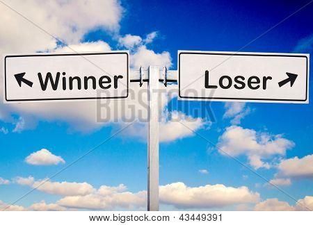 Winner Or Loser