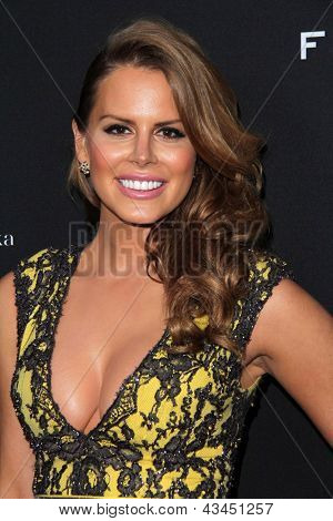 LOS ANGELES - MAR 18:  Michelle Celeste arrives at