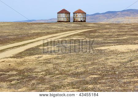 Ranch Water Towers