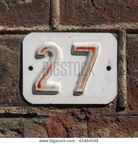 Nr. 27