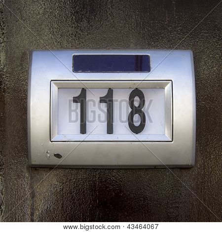 Nr. 118