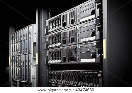 Discos duros de servidor Rack