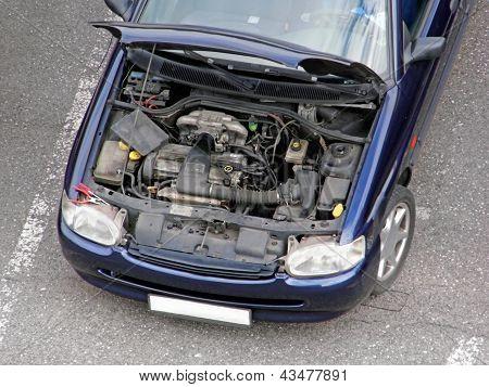 Manutenção de carro