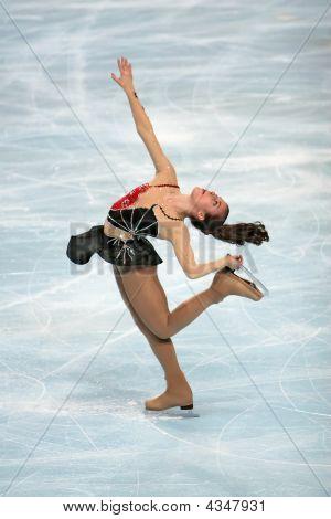 Ashley Wagner's 2007/2008 Free Programme